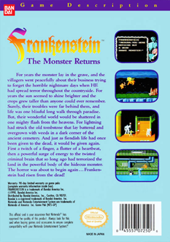 nes_frankenstein_back