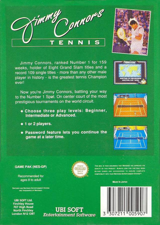 nes_jimmyconnorstennis_back