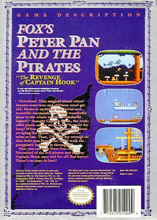 nes_peterpanandthepirates_back