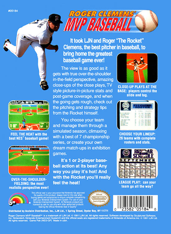 nes_rogerclemensmvpbaseball_back
