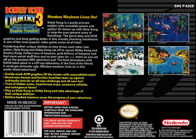snes_DonkeyKongCountry3_back
