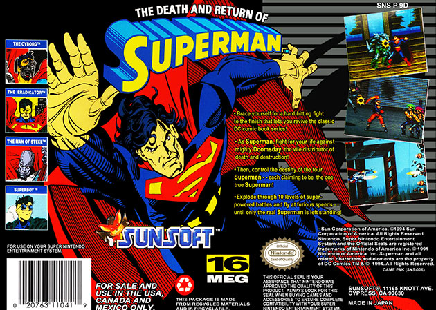 snes_deathandreturnofsuperman_back