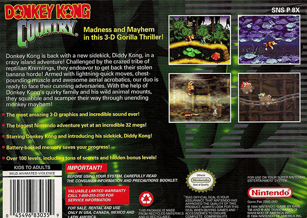 snes_donkeykongcountry_back