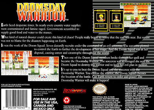 snes_doomsdaywarrior_back