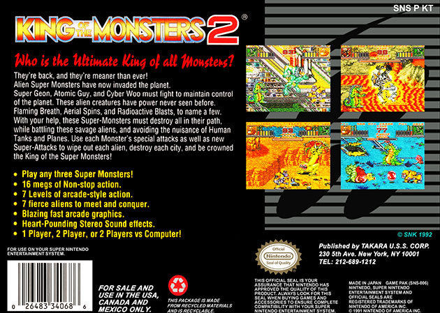 snes_kingofthemonstersii_back