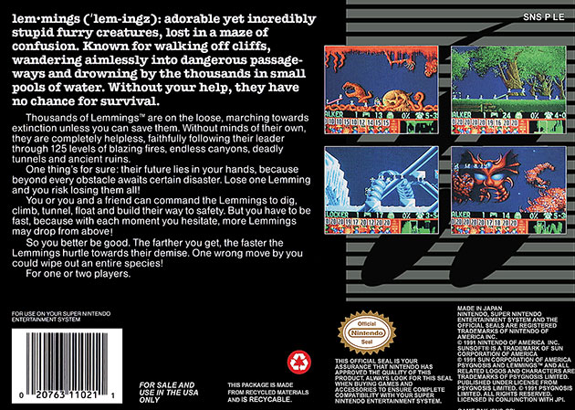 snes_lemmings_back